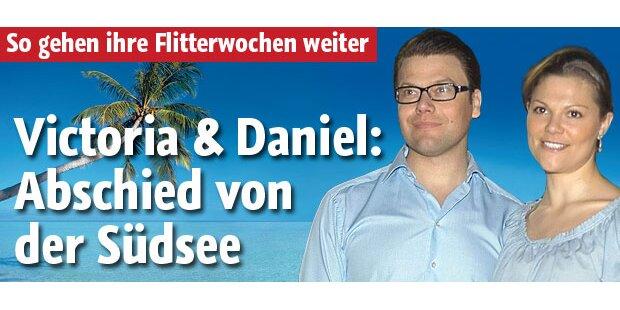 Victoria & Daniel: Abschied von Südsee
