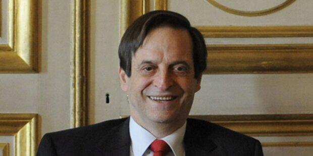 Israels Geheimdienstminister in Wien