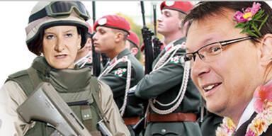ÖVP lässt Heeres-Gipfel platzen