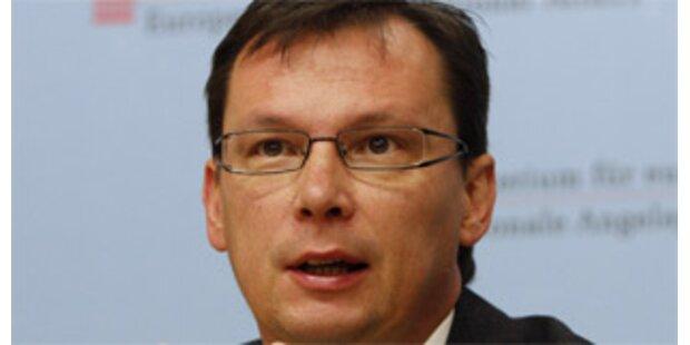 Darabos will mehr Geld von Finanzminister Pröll