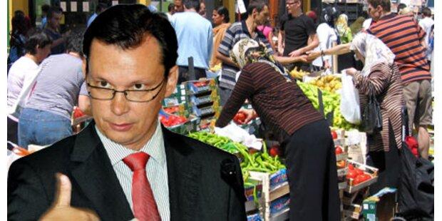 SPÖ fährt harten Ausländerkurs