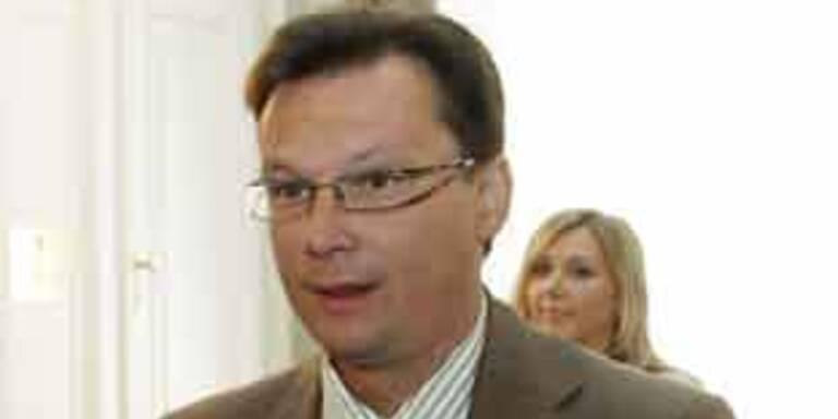 Verteidigungsminister Norbert Darabos