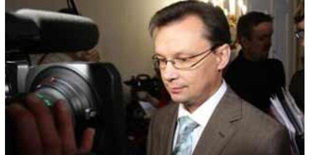 Rechnungshof kritisiert Darabos