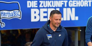 Dardai übernimmt erneut bei Hertha BSC Berlin
