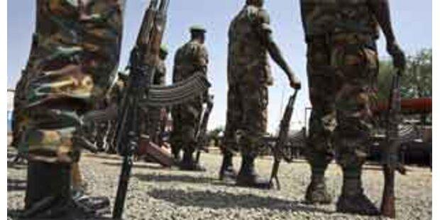 105 Menschen im Sudan von Militärs getötet