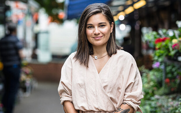 Bloggerin DariaDaria über ihre Kandidatur für die Grünen