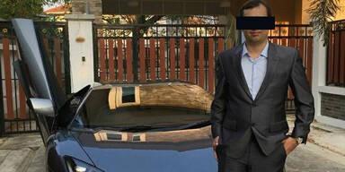 Darknet-Markt-Boss (26) lebte in Saus und Braus