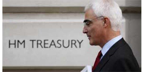Briten senken Mehrwertsteuer