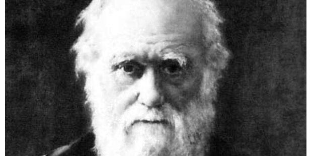 Ei von Charles Darwin entdeckt