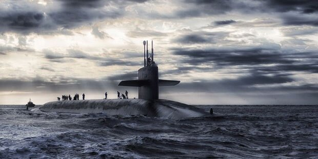 Deutsches U-Boot aus dem Erstem Weltkrieg entdeckt