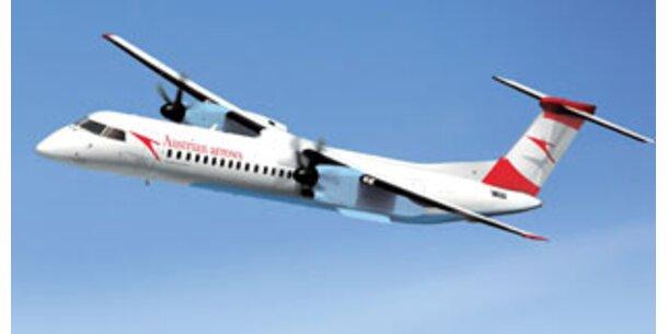 AUA kauft vier neue Dash 8-400 NextGen