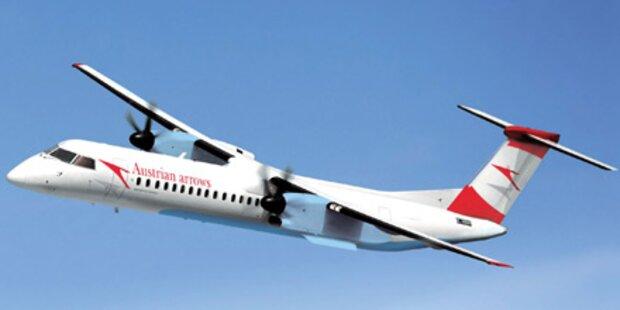 Fliegertriebwerk fiel über Innsbruck aus