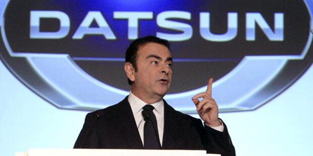 Nissan haucht Datsun wieder Leben ein