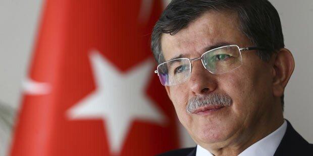 Davutoglu rügt Belgien wegen PKK-Unterstützung