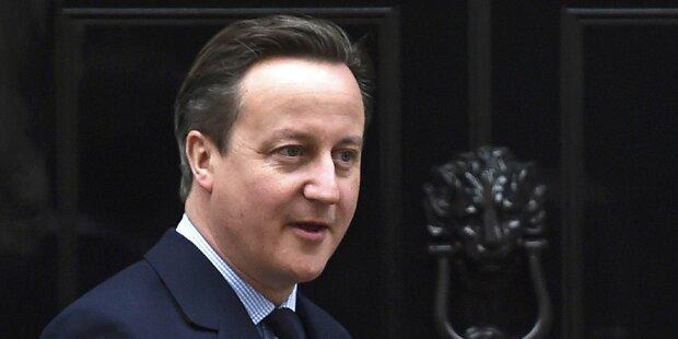 Brexit: Cameron trifft Schulz und Juncker
