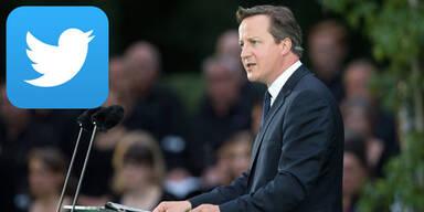 Briten-Premier folgte Porno-Account