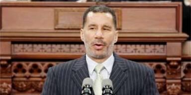 New Yorks neuer Gouverneur: David Paterson