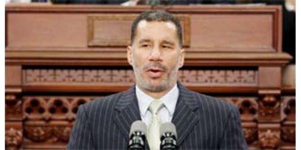 Neuer New Yorker Gouverneur räumt Drogenkonsum ein