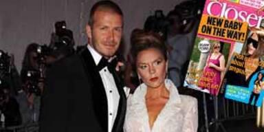 Die Beckhams: Kommt ein Baby?