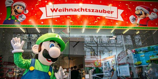 Nintendo: Spieleperlen zum Antesten