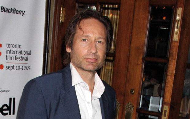 David Duchovny will mit Robert Pattinson ins Bett