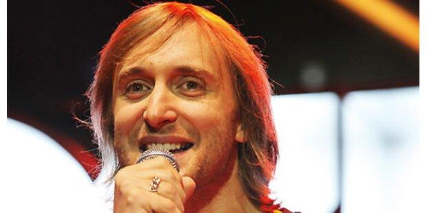 David Guetta - Stargast beim Skiopening