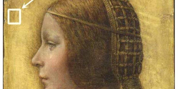 Neues da Vinci-Bild entdeckt