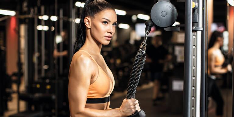 Workout mit Blogger-Star Stephanie Davis