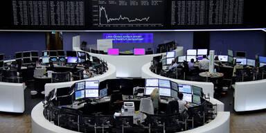 Europas Leitbörsen etwas höher