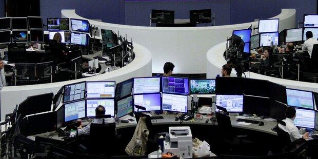 Börse Wien & Frankfurt bleiben verschont