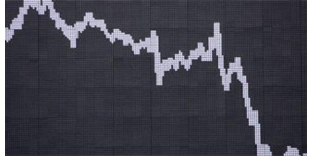 Europas Leitbörsen rutschen ab