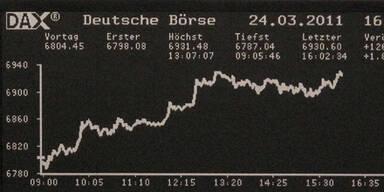 Europas Börsen schließen schwächer
