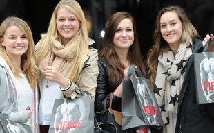 Neue Labels planen Stores: Abercrombie & Fitch will nach Österreich