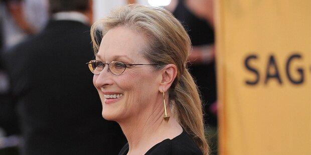 Meryl Streep kritisiert Jugendwahn