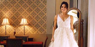 Traum-Kleid für Meghan