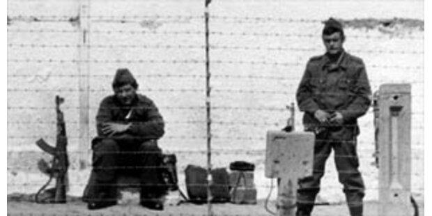 Bulgarien räumt Schüsse auf DDR-Flüchtlinge ein