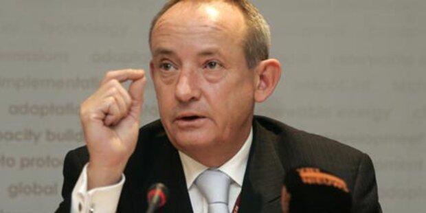 UN-Klimachef Yvo de Boer tritt zurück