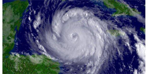 Hurrikan streifte Cayman-Inseln