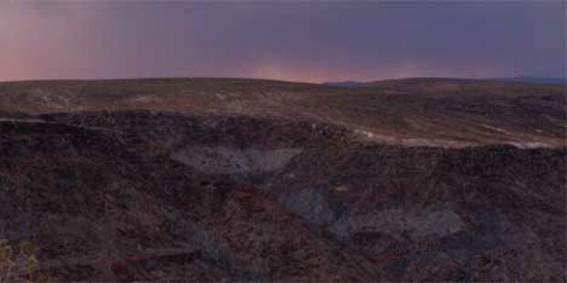 11-jähriger im Tal des Todes verdurstet
