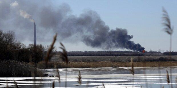Ukrainische Truppen geben Debalzewe auf