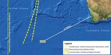 Flug MH370 - Wrackteile entdeckt?