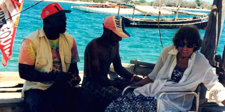 Somalia: Entführte Französin tot