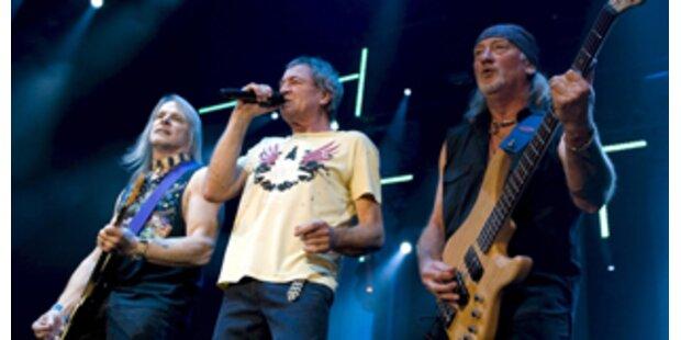 Deep Purple als Headliner beim Lovely Days