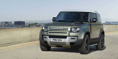 Das ist der völlig neue Land Rover Defender