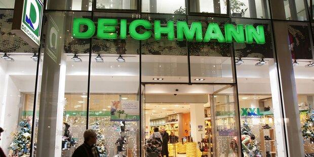 Deichmann Österreich wächst weiter