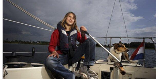 15-jährige Seglerin überquerte Atlantik