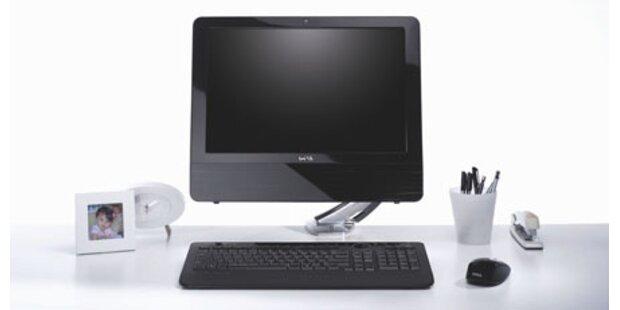 Dell AIO-PC: Angriff auf den iMac