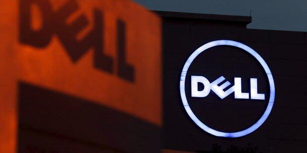 IT-Riese Dell fährt Milliardenverlust ein