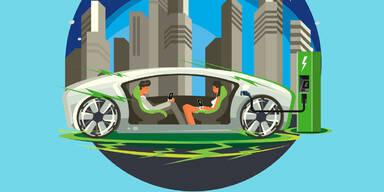 So stehen Österreicher zu neuen Auto-Technologien
