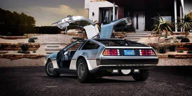 Jetzt soll ein DeLorean mit E-Motor kommen